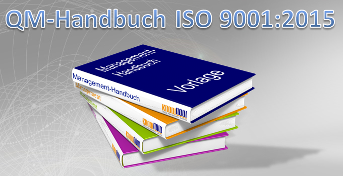 QM-Handbuch ISO 9001:2015